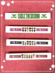EXILE THESECOND☆マグネット4本セット