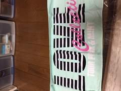 西野カナ ライブタオルLove Collection Tour