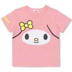 新品BABYDOLL☆120 マイメロディ Tシャツ ピンク ベビードール