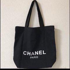 新品専用袋付きchanel シャネル キャンパス トートバッグ
