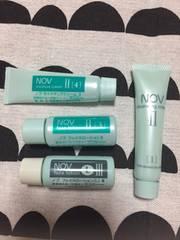 ノエビア NOVノブ クレンジングクリーム&化粧水×2&保湿クリーム
