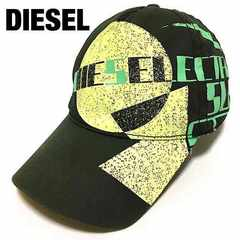 DIESEL☆ディーゼル キャップ 帽子