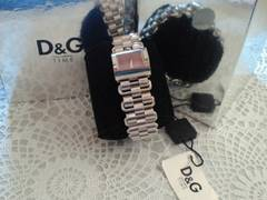 D&G TIME 腕時計