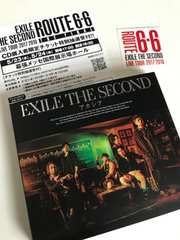 EXILE THE SECOND アカシア CD