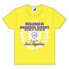 即決 乃木坂46 Tシャツ アンダーライブ全国ツアー 永島 聖羅 S