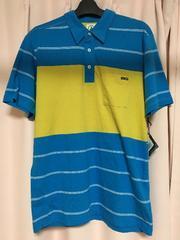 新品!ボルコム ポロシャツ S 番号77