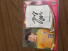 サッカー女子日本代表 山下杏也加 直筆サインカード