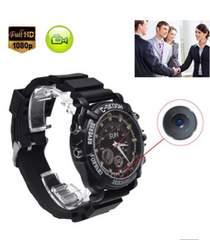 32GBメモリ 時計ビデオカメラ ピンホールカメラ スパイカメラ