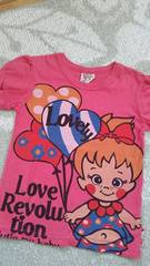 ラブレボ150パスフリTシャツ〜used