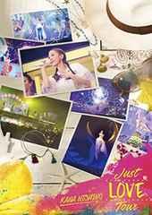 西野カナ Just LOVE Tour DVD新品即決