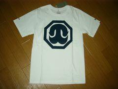 新品WTAPSダブルタップスTシャツ1白和ロゴエンブレム