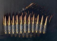 アメリカ軍 7.62ミリダミーカート100発リンク