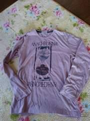 長袖TシャツM