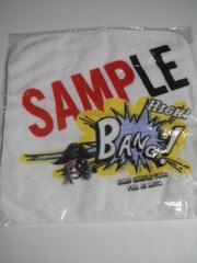 新品SMAP SAMPLE BANG!タオルハンカチ送料込み