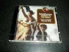 CD「ベートーヴェン:交響曲第9番「合唱付き」/ムーティ」輸入盤