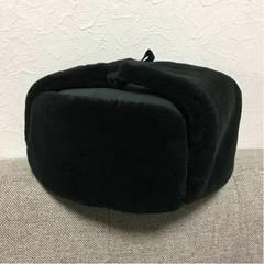 実物官給品 07式中国軍現役陸軍用ウシャンカ防寒帽 ロシア軍帽