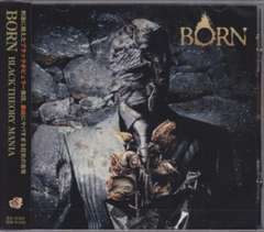 ◆BORN 【BLACK THEORY MANIA】 CD 新品