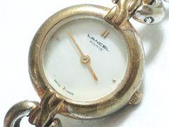 モバオクで買える「6789/LANCELランセル高級感漂う天然シェルダイヤルレディース腕時計格安」の画像です。価格は11円になります。