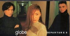 ◆8cmCDS◆globe/DEPARTURES/JR「SKI SKI」のイメージ・ソング