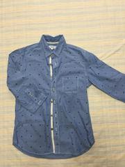 Mサイズ七分袖シャツ。美品!