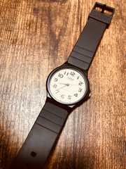 大人気チープカシオ シンプル腕時計  無印 ナチュラル モード系