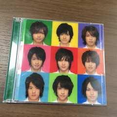 hey!say!jumpアルバム初回限定CD+DVD付きjump world