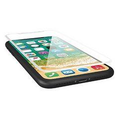 ★ELECOM iPhoneX用 フルカバー ガラスフィルム 0.33mm