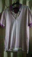 ユニクロ ポロシャツ XL
