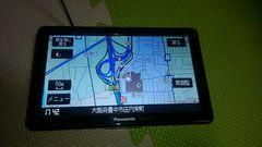 Panasonic  7インチゴリラCN ーGL 711D  走行中TV 映ります。