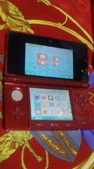 即決送料込み任天堂3DSゲーム機本体メタリックレッド