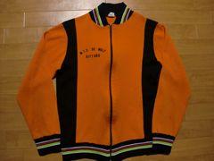 オランダ製 ヴィンテージ 70年代 サイクルジャージ L