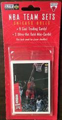 NBA チームセット シカゴブルズ カード トレカ 11枚 ジョーダン