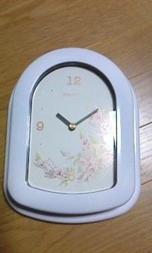 桂由美の掛け時計 キーケースとオルゴールつき