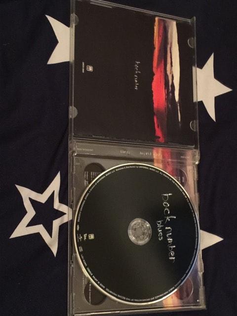 バックナンバー blues 初回盤 DVD付き < タレントグッズの