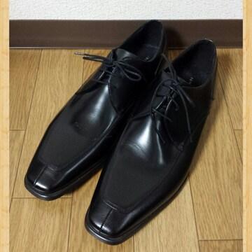購入20000円 INHALE EXHALE ビジネスシュース 革靴 25.5 美品
