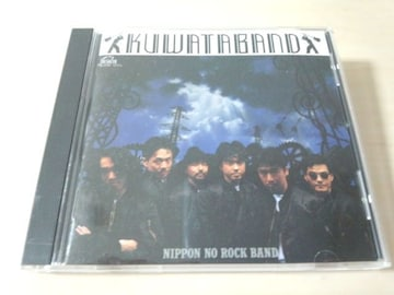 KUWATA BAND CD「NIPPON NO ROCK BAND」桑田佳祐●