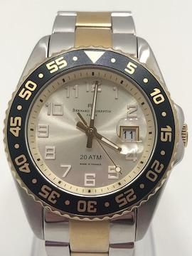 T285 超美品 BERNARD FLORENTIN 腕時計 フランス産