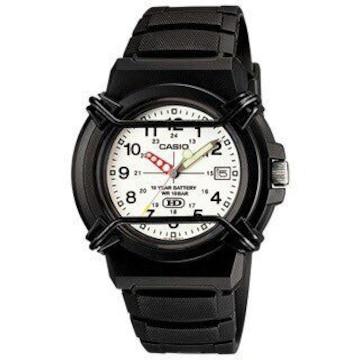 大人気!! CASIO 腕時計 スタンダード HDA-600B-7BJF
