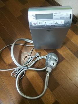 Panasonicアルカリイオン整水器★パナソニックTK8051★通電動作確認済