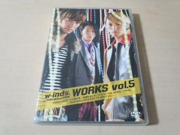 w-inds. DVD「WORKS vol.5」★
