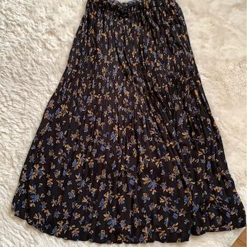 LOWRYS  FARM ロングスカート フリーサイズ