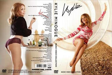 2018!Kylie Minogue プロモ集 PVMV 2DVD カイリーミノーグ