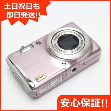●安心保証●美品●FinePix F80EXR ピンク●