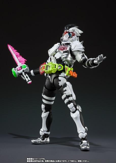 限定 仮面ライダーゲンム ゾンビアクションゲーマーレベルX-0 < ホビーの