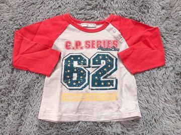 男の子★長袖Tシャツ90