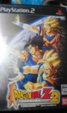 PS2ドラゴンボールZ2
