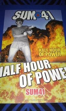 バンドスコア SUM 41 Half hour of power