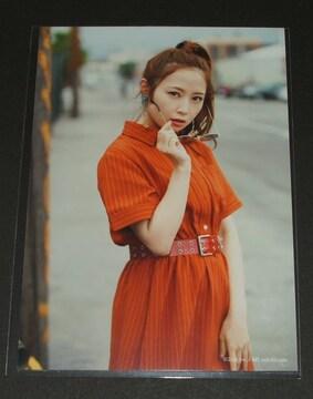SKE48 FRUSTRATION 生写真1枚 高柳明音