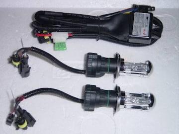 H4スライド式H/L 35w.55w 交換バルブ 4-12k リレー付き