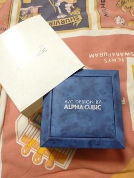 ALPHA  CUBIC レディース 腕時計
